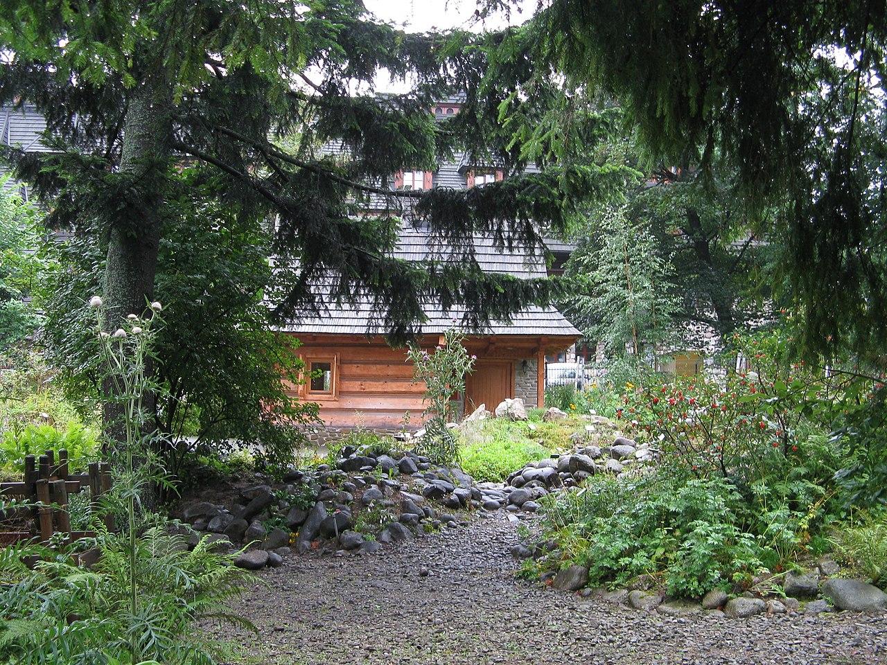 Ogród Botaniczny Zakopane